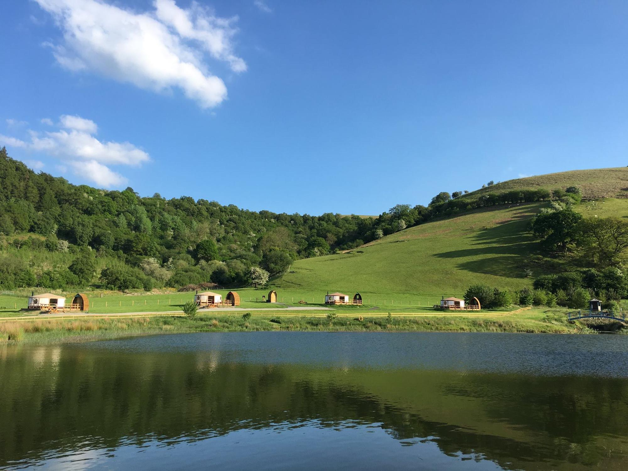 Hotels, Cottages, B&Bs & Glamping in Powys