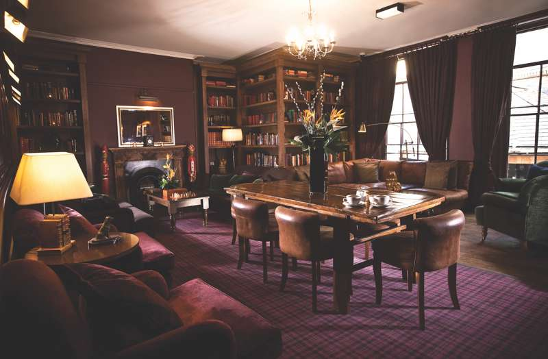 Hotel du Vin 15–19 Trumpington Street Cambridge CB2 1QA