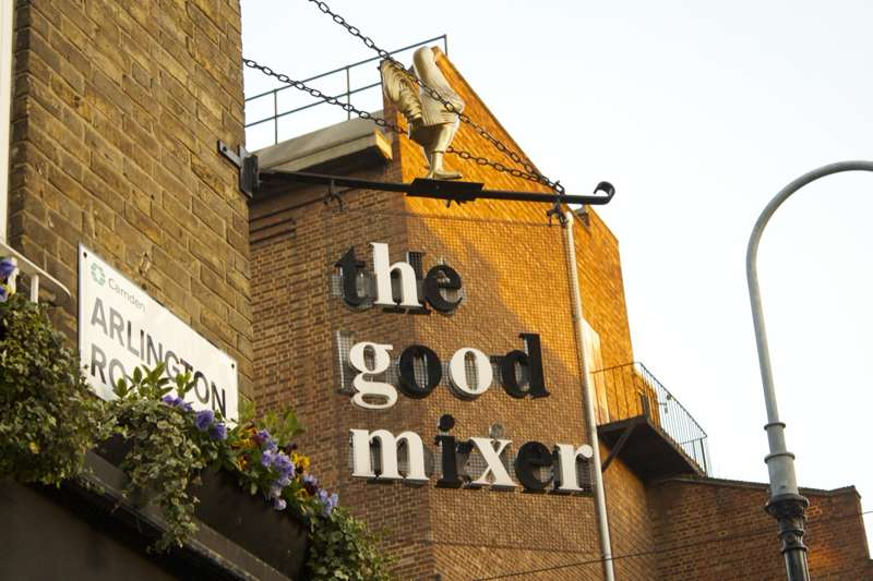 The Good Mixer