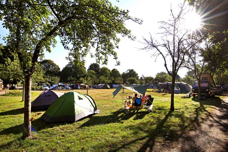Camping Le Colombier