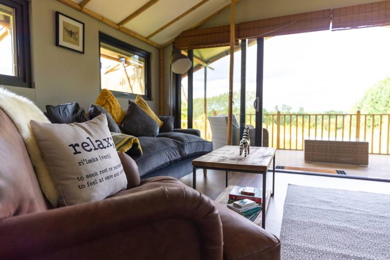 Birdholme Glamping Birdholme Wood, Melton Rd, Stanton-on-the-Wolds, Nottinghamshire NG12 5BQ