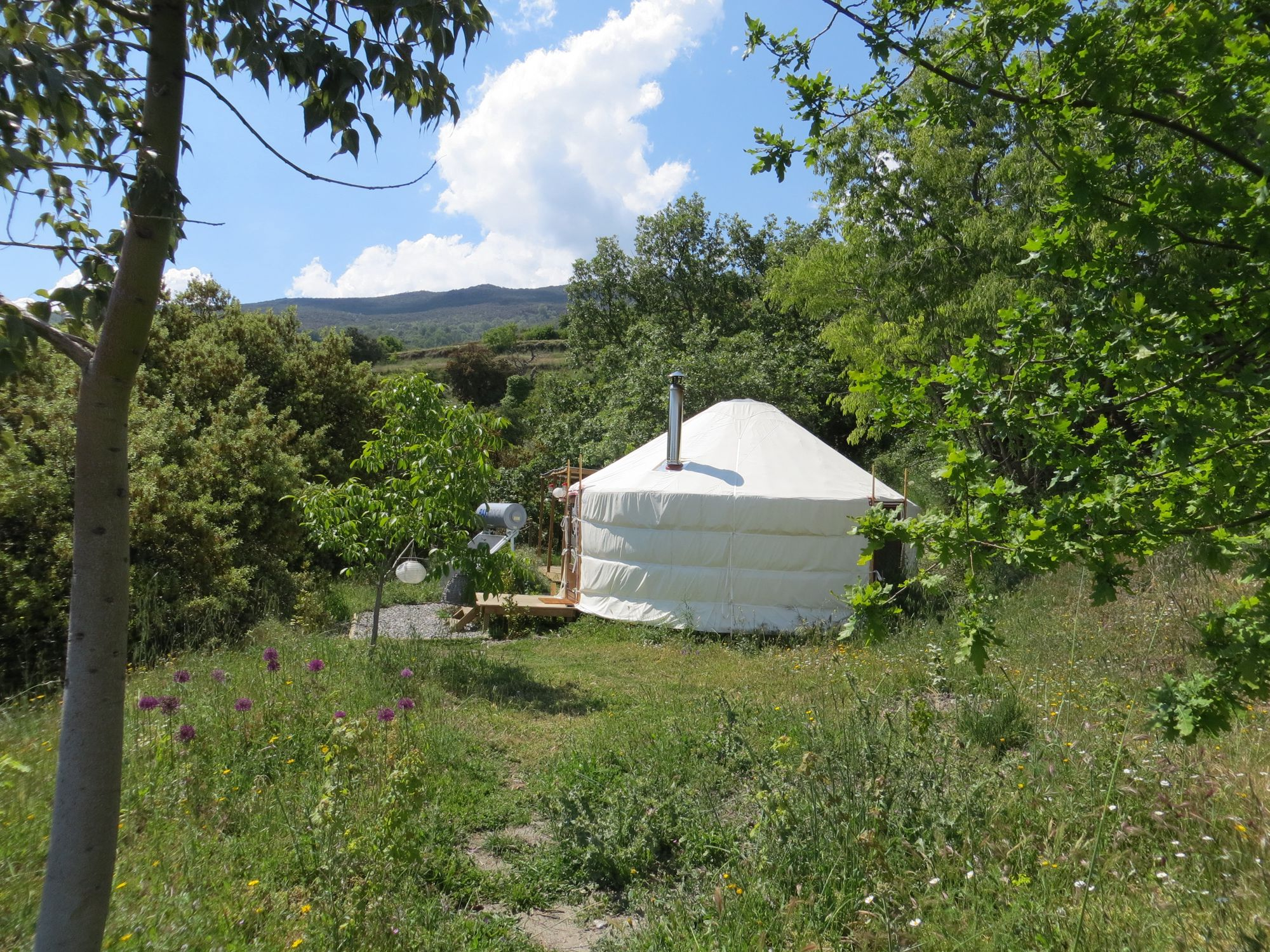 Glamping in Spain holidays at Cool Camping
