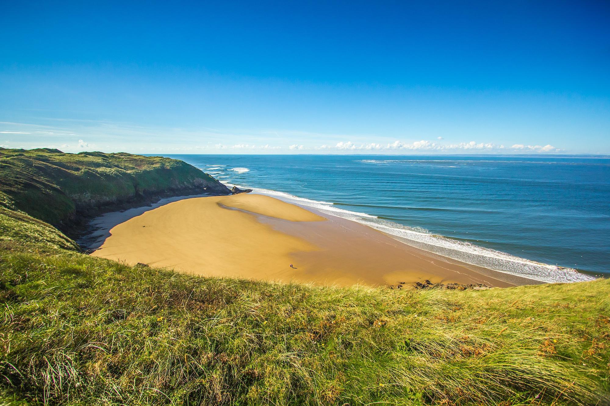 Campervan hire in South Wales | Motorhome rental in South Wales