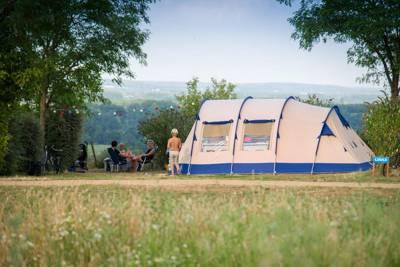 Huttopia Saumur Camping Chantepie St-Hilaire-St-Florent 49400 Saumur, Maine-et-Loire, France