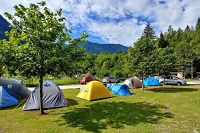 Camp Liza Kamp Liza, Vodenca 4, 5230 Bovec, Slovenia