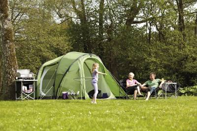 Win an Outwell Newport M touring tent – worth £250