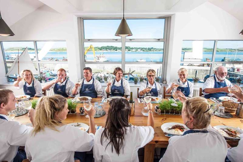 Padstow Seafood School