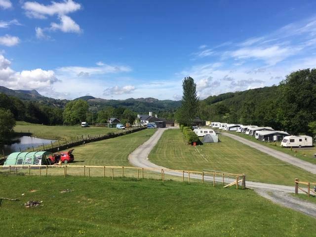 Torrent Walk Campsite Dolgun Uchaf, Torrent Walk Campsite, Dolgellau, Gwynedd LL40 2AB