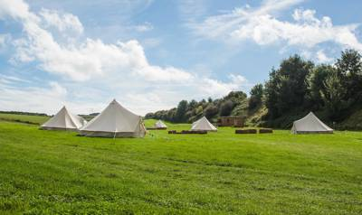 Bell Tent Glamping – The Best Bell Tent Glamping Locations