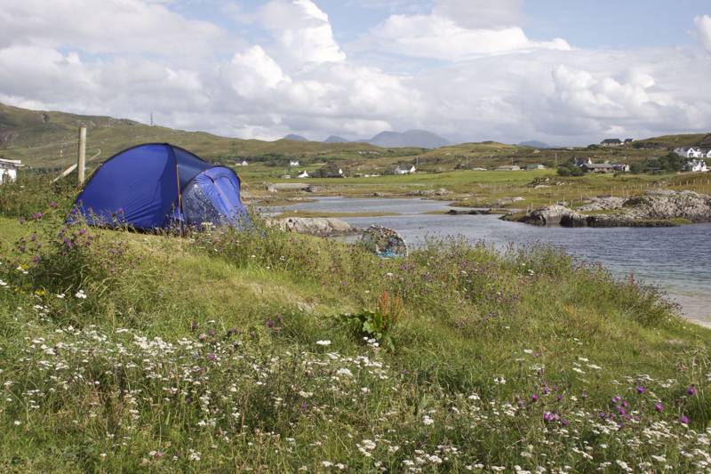 Wild Camping in Scotland: Where to go