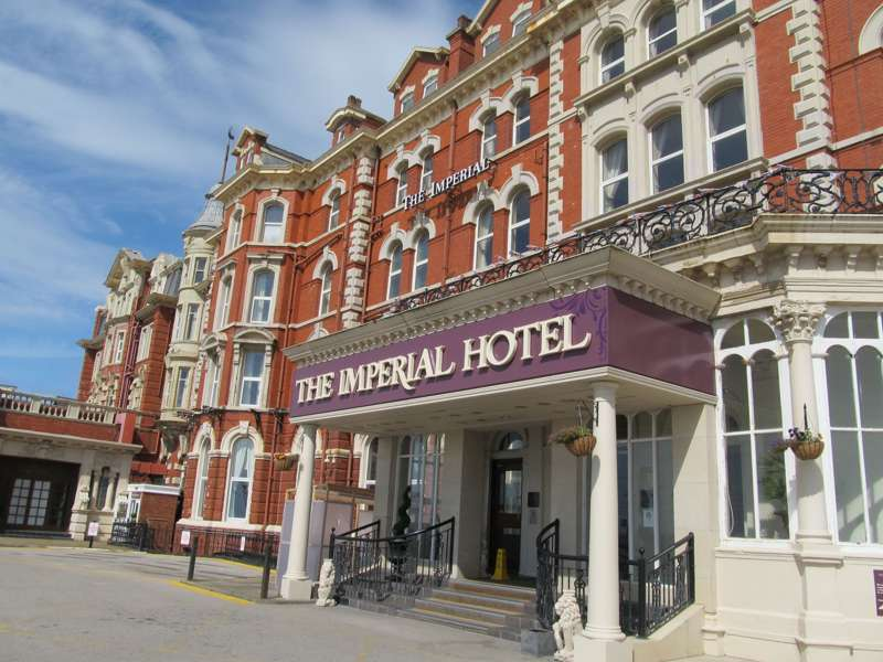 Imperial Hotel North Promenade Blackpool FY1 2HB