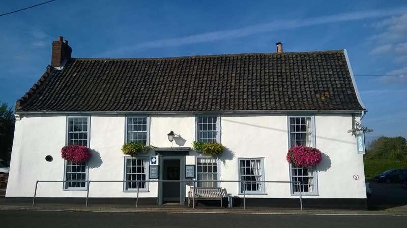 The Angel Inn Larling Norfolk NR16 2QU