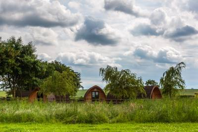 The perfect North Yorkshire getaway for anyone who wants to experience the great outdoors without having to worry about the weather forecast.