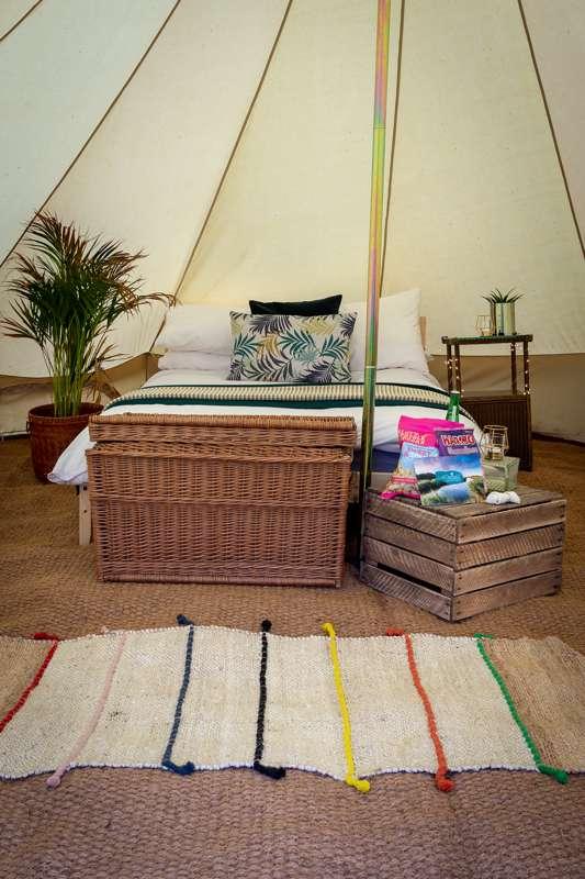 Bell Tent - Scolt Head Island
