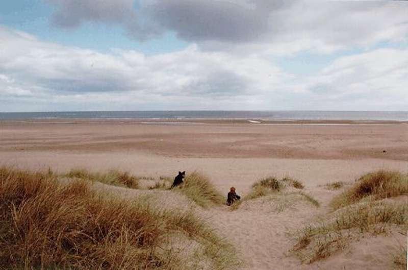 Kinshaldy Beach