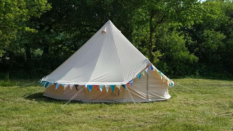 Red Deer Bell Tent