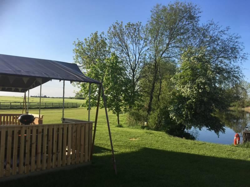 Swallow's Snug Safari Tent