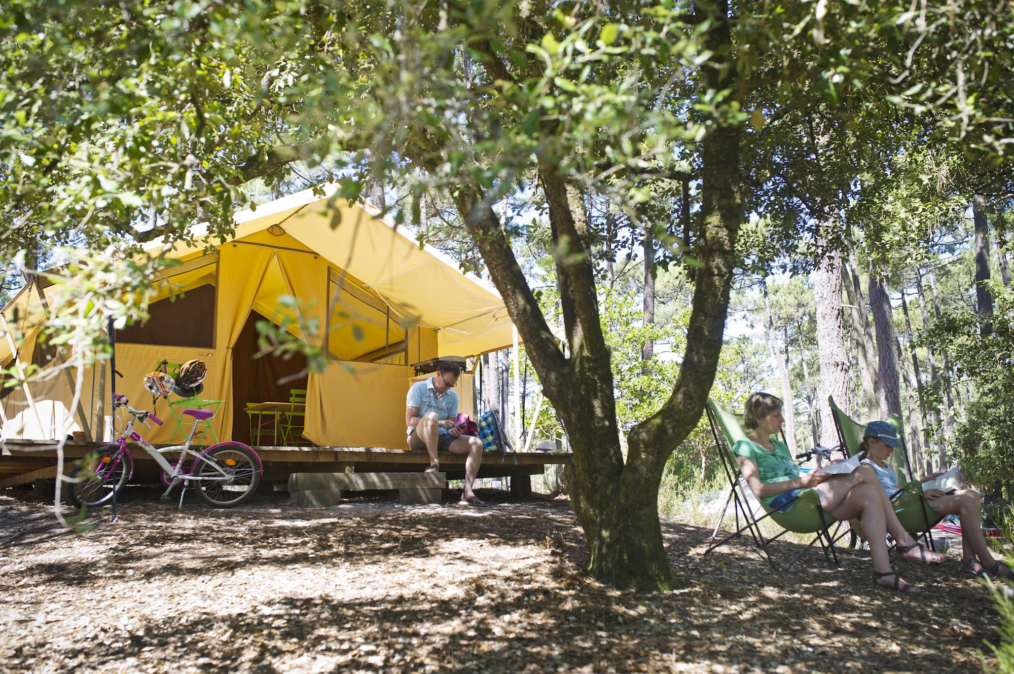 Glamping in Gironde | Best Glamping Sites in Gironde, France