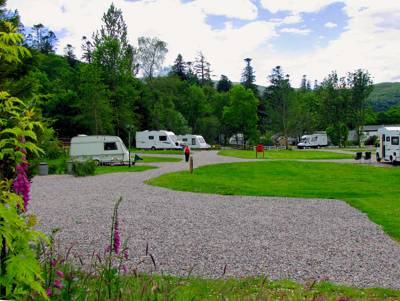 Sunart Camping Granite Square, Archaracle, Strontian, Argyll PH36 4HZ