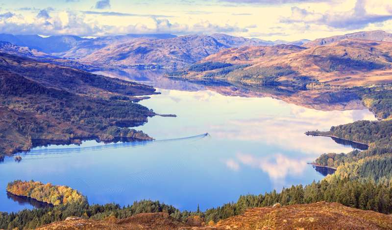 Campsites in Loch Lomond & The Trossachs National Park – Cool Camping