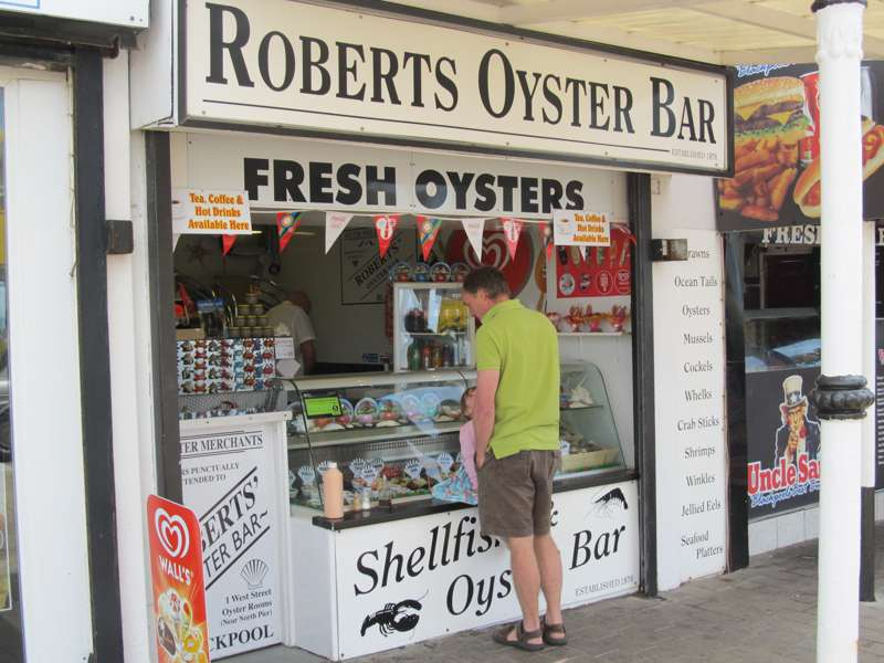 Roberts' Oyster Bar