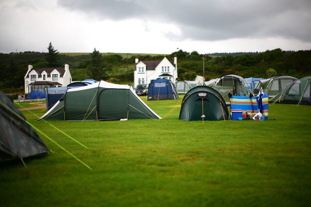 Campsites In Isle Of Arran Arran S Best Campsites Cool