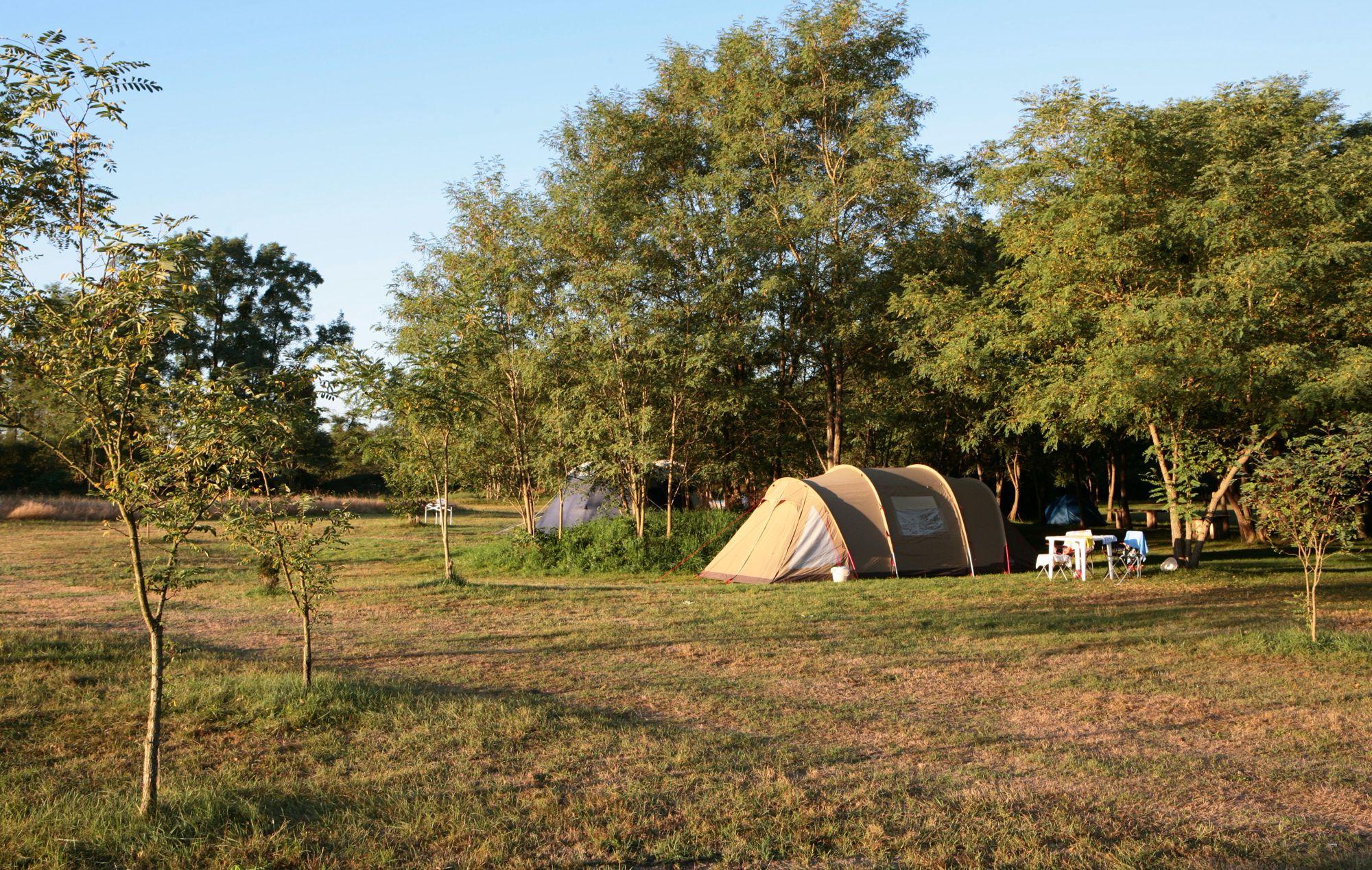 Campsites in Allier