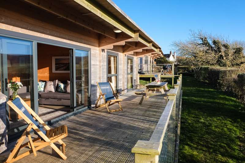 Tom's Eco Lodge – Tapnell Farm Tapnell Farm Isle of Wight PO41 0YJ