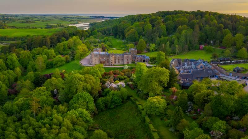 The Coachman's Quarters – Muncaster Castle Muncaster Castle, Ravenglass, Cumbria CA18 1RD