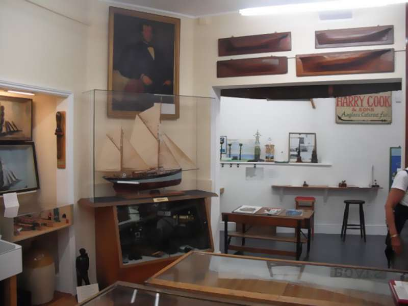Salcombe Maritime and Local History Museum...
