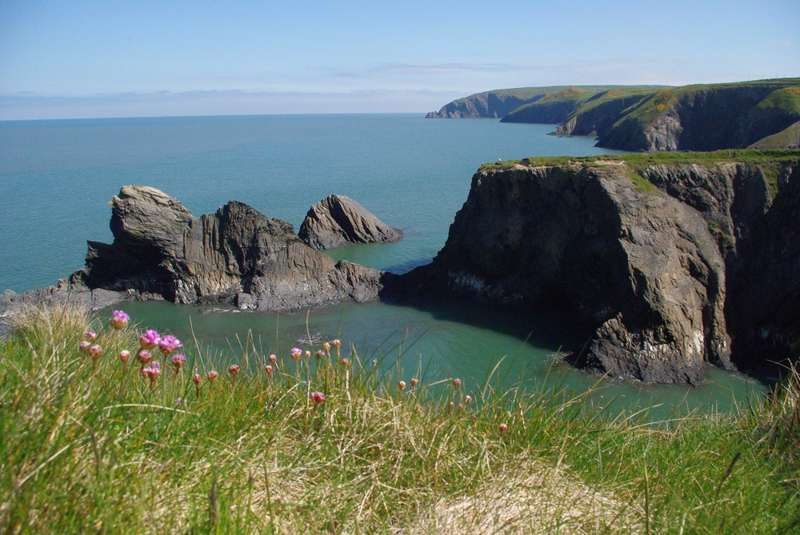 Win a Walking Holiday in Pembrokeshire for Two