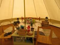 Dingle View (Fully Furnished) Bell Tent