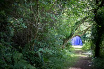 Ashacre - Wild Camping - Private Pitch
