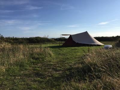 Guillemot Hideaway (EHU) Tent or Camper Van