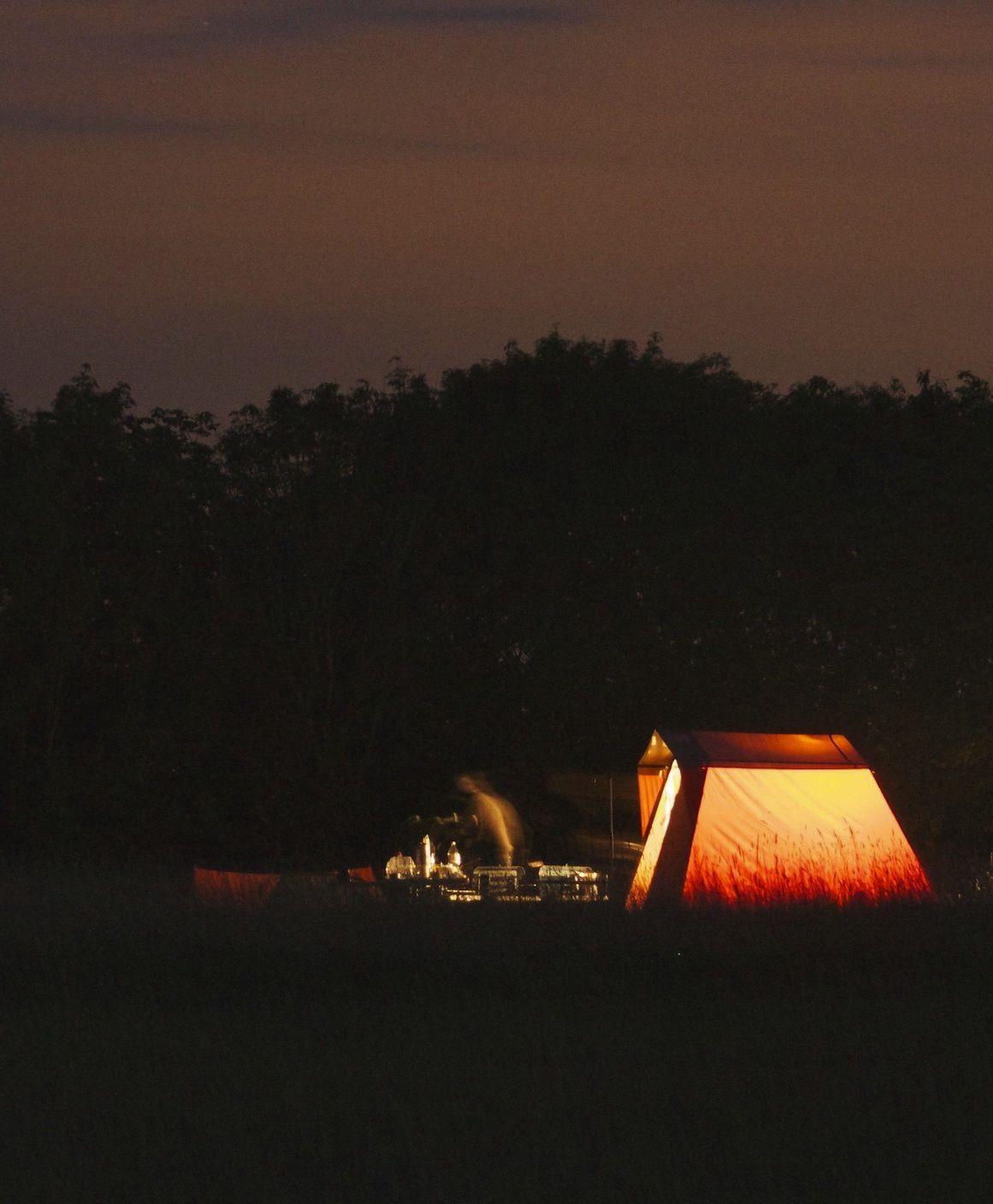 The best winter campsites in England