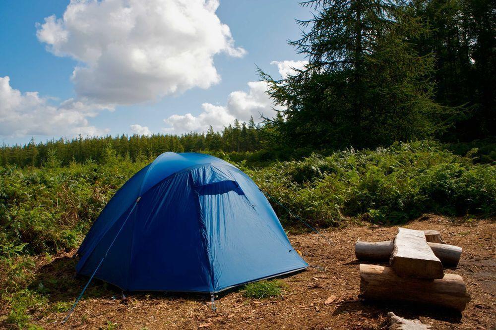 Campsites near Edinburgh