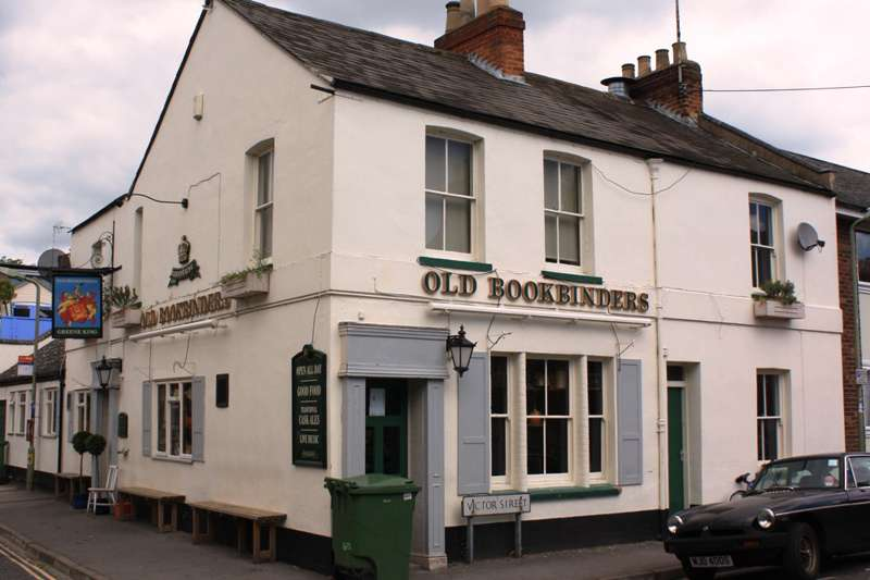 Bookbinders Arms