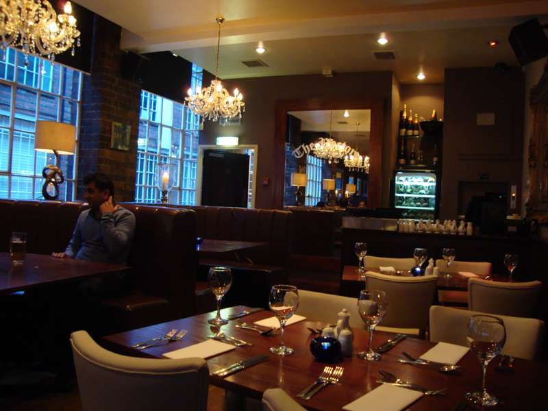 The Rectory Bar & Restaurant