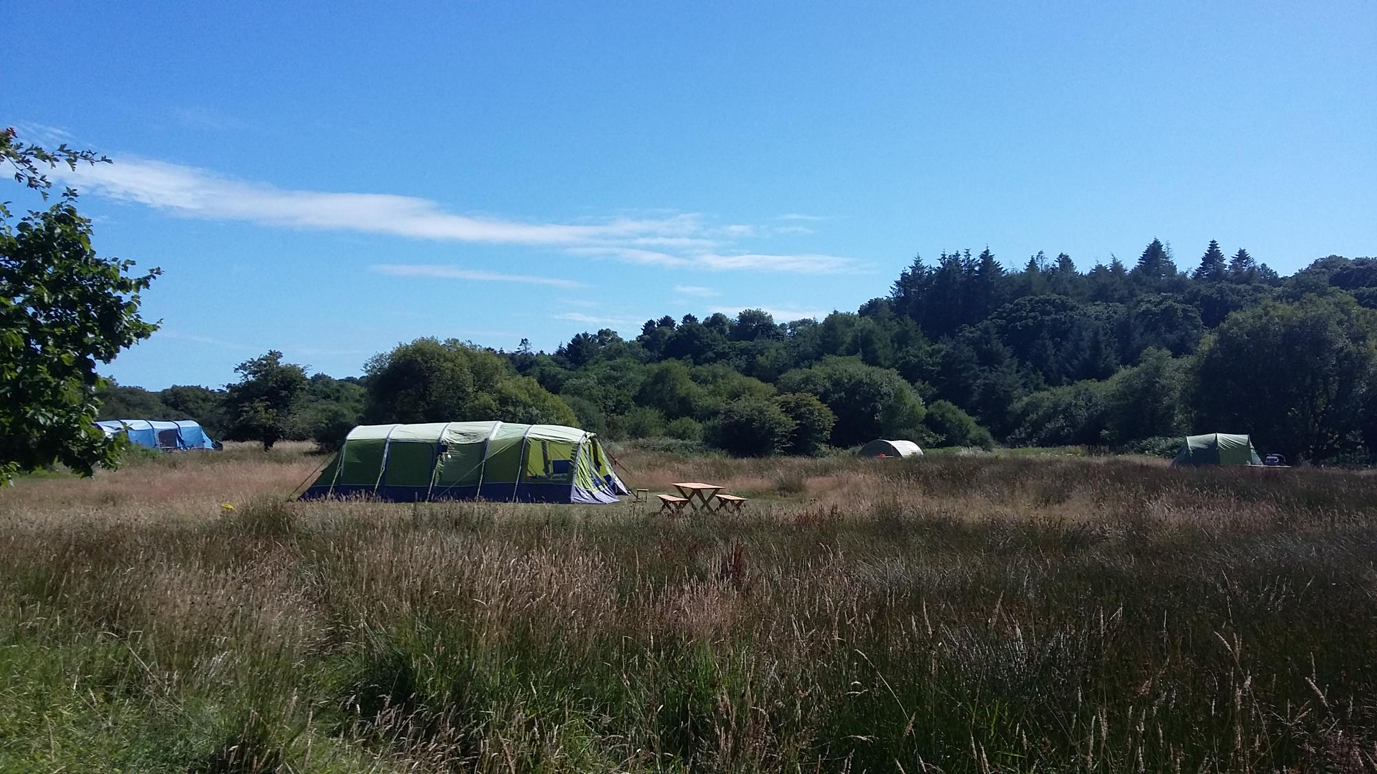 Campsites in Letterston holidays at Glampingly