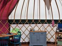 Fern Pippin Yurt