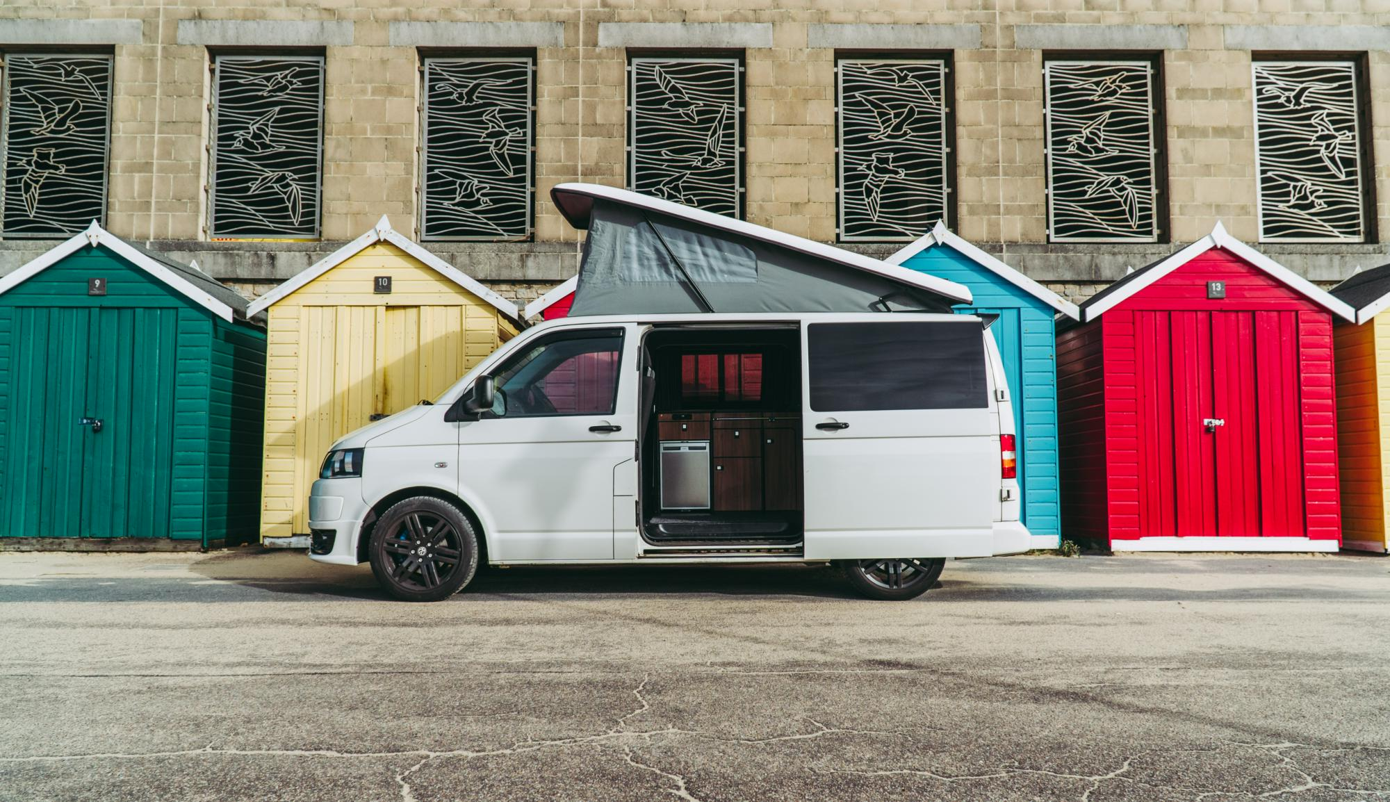 Campervan Hire in Bournemouth | Motorhome Rental in Bournemouth