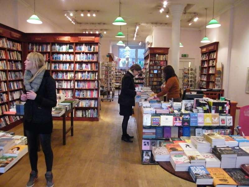 Daunt's Bookshop
