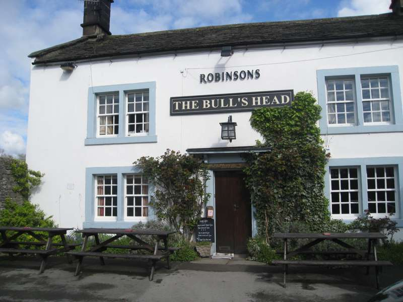 Bulls Head, Ashford in the Water, Derbyshire