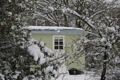 Five Romantic Winter Glamping Escapes