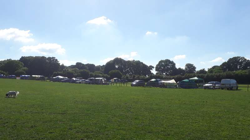 Jubilee Camping Browns Lane, Damerham, Fordingbridge, Hampshire SP6 3HD