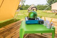 Daisy the Bell Tent