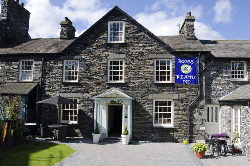 Rooms at the Apple Pie Rydal Road Ambleside LA22 9AN