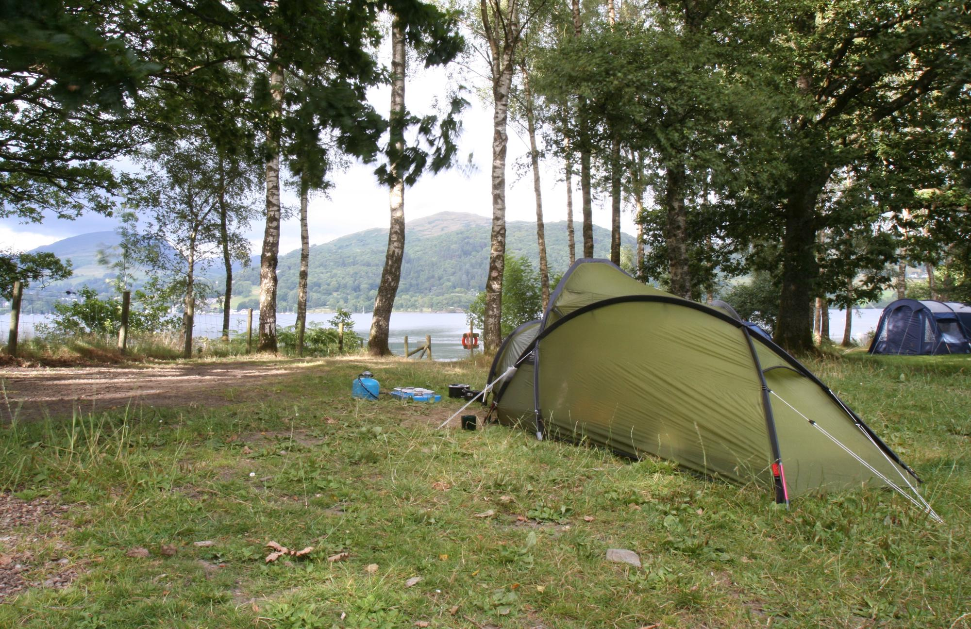 Windermere Camping – Campsites near Windermere, Lake District