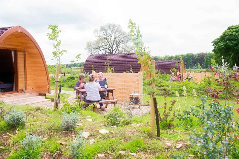 Notgrove Holidays Village Farm Glamping Pods, Notgrove, Cheltenham, Gloucestershire GL54 3BS