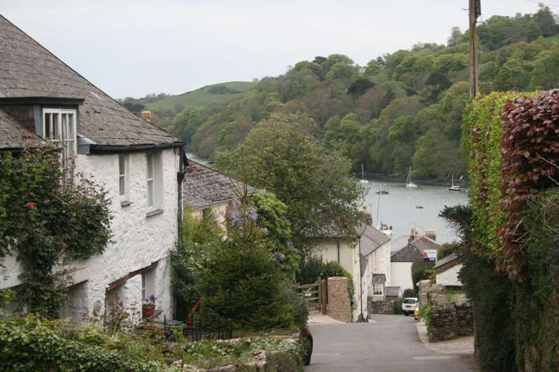 Dittisham Village